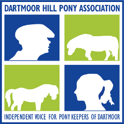 An Independent Voice for the Pony-keepers of Dartmoor Logo